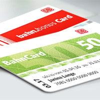 BahnCard und BahnBonusCard