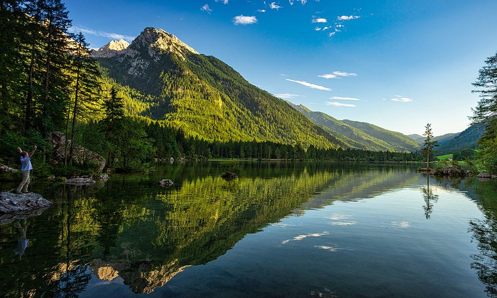 Ramsau, Berchtesgaden, Bayern