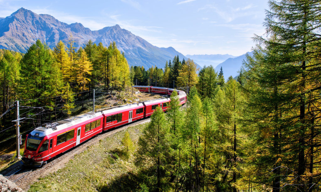 Bernina Express (Schweiz)