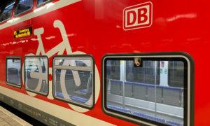 Deutsche Bahn Fahrradmitnahme im Regional-Express