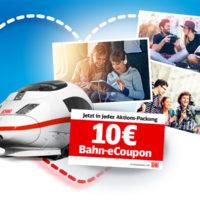 Ferrero Reisefieber mit 10 Euro Bahn-eCoupno