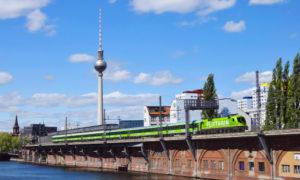 FlixTrain in Berlin
