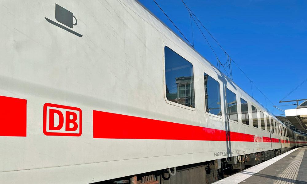 Intercity, Ostbahnhof Berlin