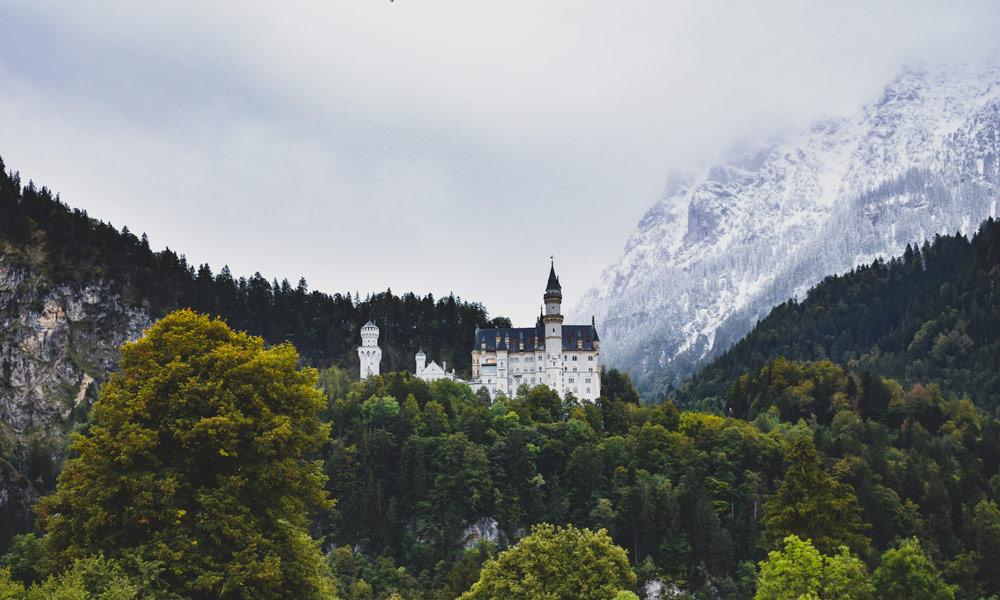 Schloss Neuschwanstein, Bayern