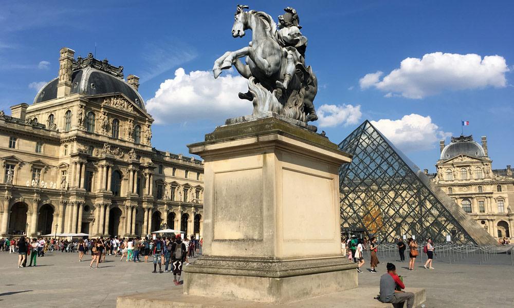 Mit dem Sparpreis Europa nach Paris